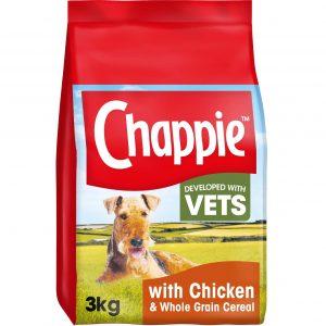 Chappie Chicken & Cereal (3kg)