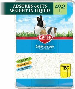 Kaytee Clean & Cozy Small Pet Bedding (49.2 Litre)