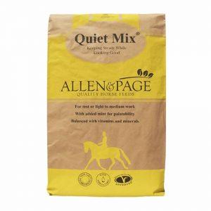 Allen & Page Quiet Mix (20kg)
