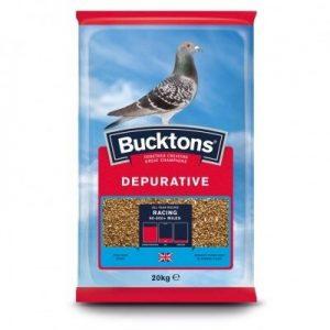 Bucktons Depurative Pigeon Feed (20kg)