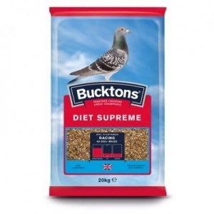 Bucktons Diet Supreme Pigeon Feed (20kg)