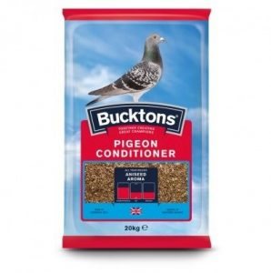 Bucktons Pigeon Conditioner Feed (20kg)