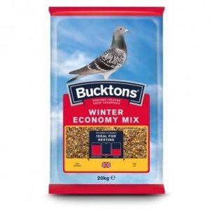 Bucktons Winter Economy Pigeon Feed (20kg)