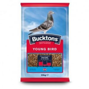 Bucktons Young Bird Pigeon Feed (20kg)