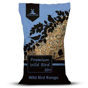 Hutton Mill Premium Wild Bird Mix (20kg)