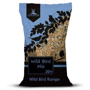 Hutton Mill Wild Bird Mix (20kg)