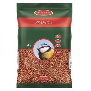 Johnston & Jeff Premium Peanuts (4kg)