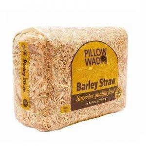Pillow Wad Barley Straw Mini (6 x 1kg)