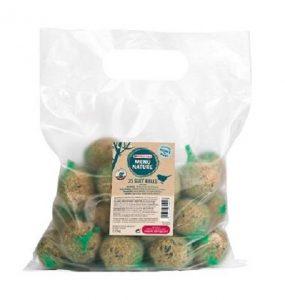 Versele-Laga Menu Nature Bag of 25 Suet Balls
